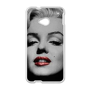 Marilyn Monroe White htc m7 case