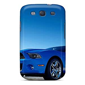 Hot PWJefBU5268bfhws Ford Mustang Shelby Gt500 2010 Tpu Case Cover Compatible With Galaxy S3