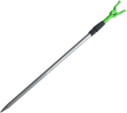 Adjustable Metal Fishing Rod Pole Holder Rack Stand Fishing Rods Holder JE