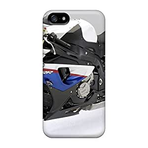 Excellent Iphone 5/5s Cases Tpu Covers Back Skin Protector Motorcycles Bmw S1000rr