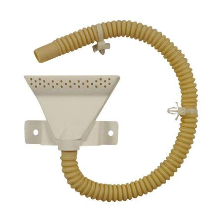 WH13X10051 Funnel Shower Head for General Electric GE Hotpoint RCA Kenmore AP5306342 2216523 AH3501440 EA3501440 PS3501440 Genuine OEM