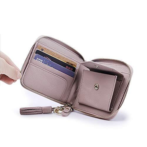 per Lock in donna Rfid Large Design Borsa Vintage tracollaPortafogli Capacitycolore1 pelle a cT13JlFK