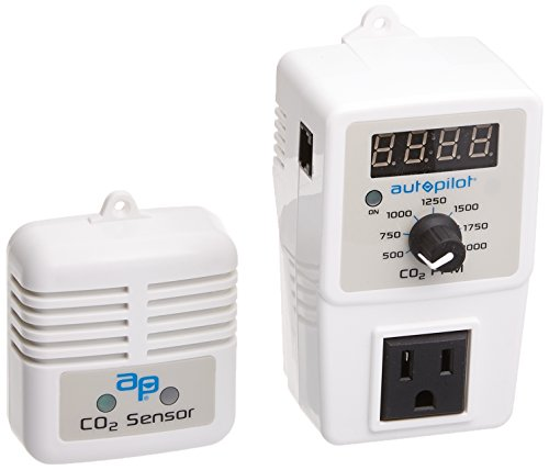 Hydrofarm Autopilot PPM-5 Co2 Monitor & Controller with Remote Sensor