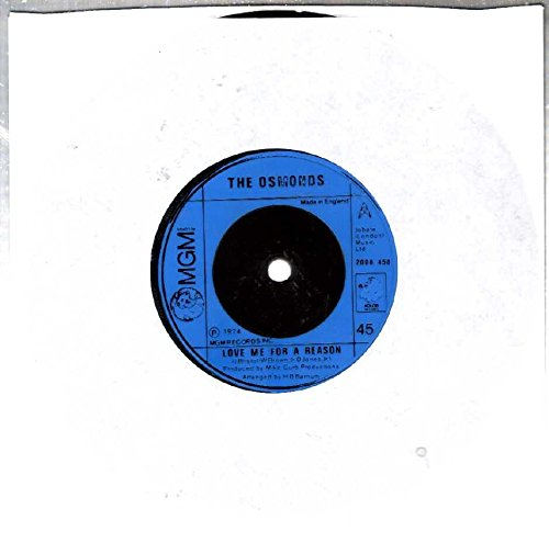 The Osmonds: Love Me For A Reason / Fever 45 7