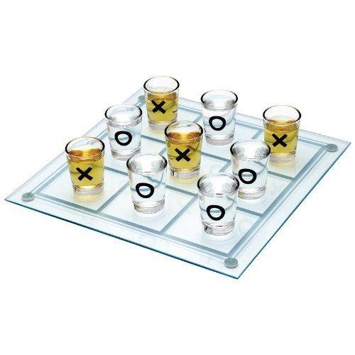 Adult Fun And Drinking Games The Xoxo Shot Glass Tic Tac Toe Game Buy Online In Faroe Islands At Faroe Desertcart Com Productid 12166484