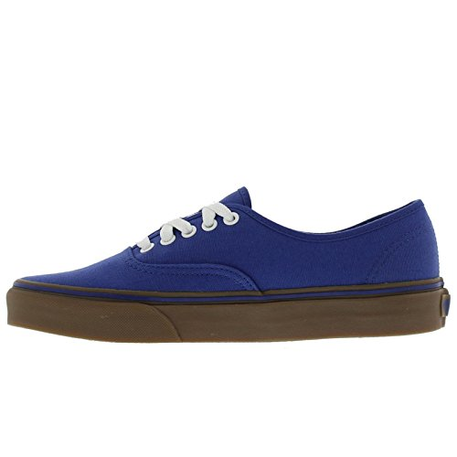 Vans Unisex Authentic (Gumsole) Skate Shoe Olympian Blue Gum nrQLLnw