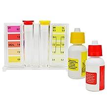 Quality Water Tester HydroTools Ph CL2 Chlorine Testing Kit