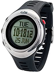 Gill Mens Regatta Master Watch Black