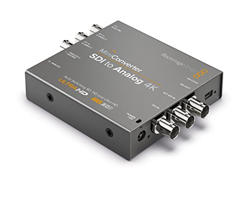 Blackmagic Design Mini Converter SDI to Analog 4K (BMD-CONVMASA4K)