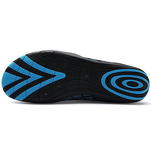 Pieds Sports des Unisexe Rapide Chaussettes Bassin Natation Nus Vilocy Chaussures S Eau La Aqua Peau F5Bn11w