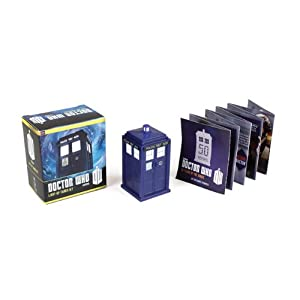 Doctor Who: Light-Up Tardis Kit Richard Dinnick