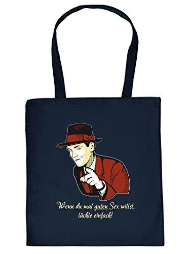 Tote Bag In Cotone Tote Bag Se Vuoi Fare Del Buon Sesso Bag Borsa Dei Detti Di Sesso Divertente