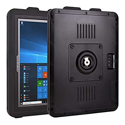 The Joy Factory aXtion Pro M IP68 Waterproof Rugged Shockproof Case for  Microsoft Surface Pro 6/Surface Pro (5th Gen)/Surface Pro 4, Built-In  Screen
