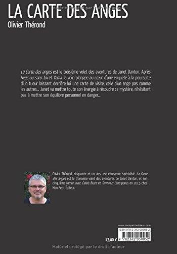 La Carte Des Anges Amazonfr Olivier Th Rond Livres