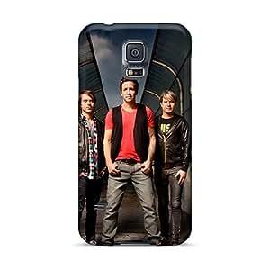 JamieBratt Samsung Galaxy S5 Shock-Absorbing Hard Phone Cases Support Personal Customs Nice Incubus Band Skin [SsI18669JNpF]