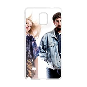 Samsung Galaxy Note 4 Cell Phone Case Covers White The Slow Club Picrc