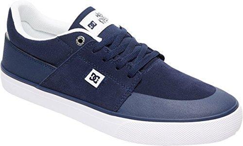 Wes Basse Dc Navy bianco KremerEspadrillas Uomo Shoes blu hrdQtsC