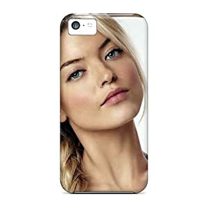 Case Cover Celebrity Martha Hunt/ Fashionable Case For Iphone 5c