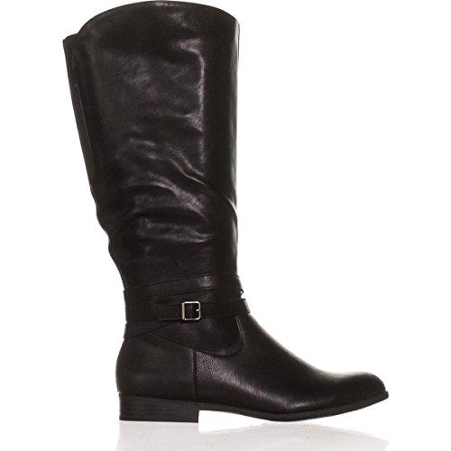 Black amp; Boots Keppur Co Wide Riding Sc35 Calf Style HRwq18R
