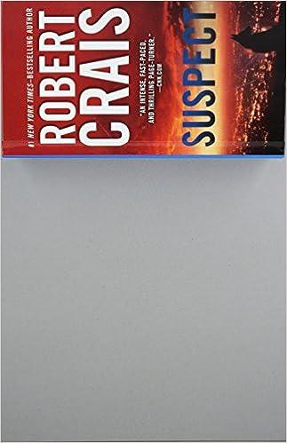 Suspect Robert Crais 9780606412186 Amazon Books