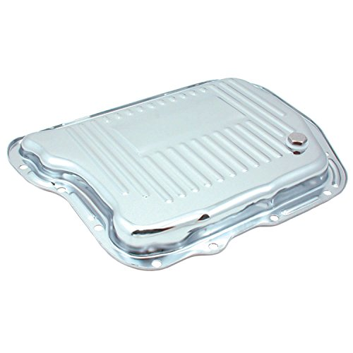 Spectre Performance 5457 Chrome Transmission Pan for Chrysler 727 ()