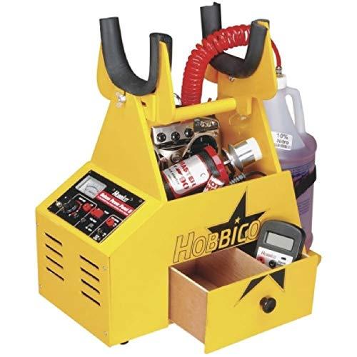 Hobbico Ultra-Tote Prebuilt ARH Field Box, Yellow -