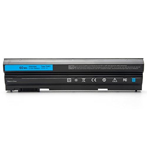 TG T54FJ 60WH M5Y0X E6420 E5420 Replacement Laptop Battery for Dell Latitude E5420 E5520 E5430 E5530 E6520 E6420 E6530 Inspiron 4420 5420 5425 7420 7520 M421R M521R N4420 N4720 N5420