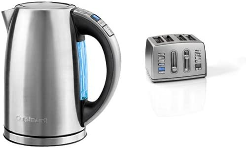 Cuisinart 1.7L Stainless Steel Electric