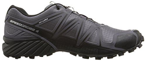 Salomon Men's Speedcross 4 Trail Runner, Dark Cloud, 7.5 M US by Salomon (Image #15)