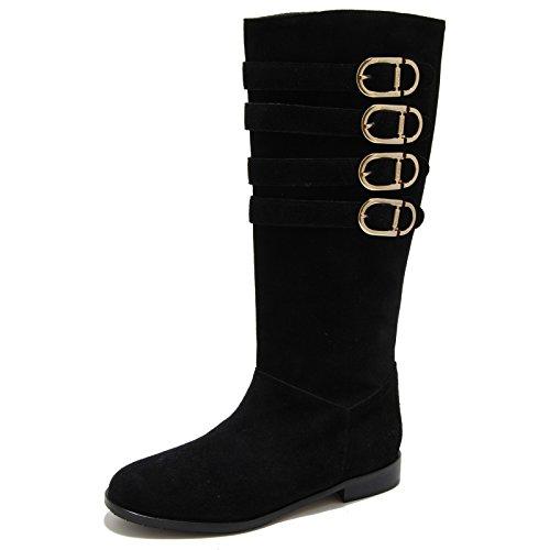 Boots 80089 Shoes Stivale Pinko Scarpa Nero Donna Women vZPUnqw