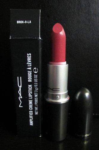 MAC BRICK O LA Amplified Creme Lipstick product image