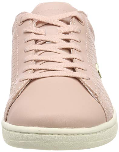 Carnaby 119 Wht off 3 Femme Rose Sfa Ts2 Lacoste nat Baskets Evo dq6wnEp