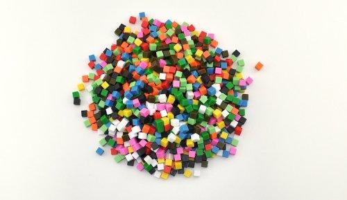 1000 1cm cubes - 3