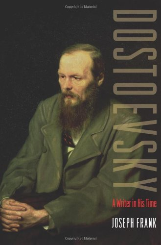 Download Dostoevsky: A Writer in His Time PDF