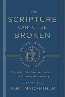 Do historical matters matter to faith a critical appraisal of the scripture cannot be broken twentieth century writings on the doctrine of inerrancy fandeluxe Choice Image