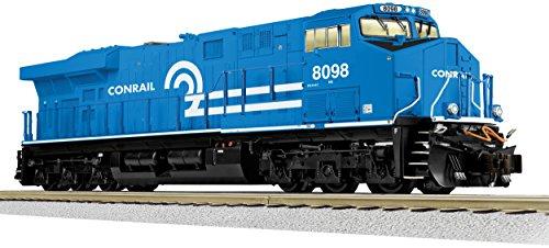 Gauge Dcc Locomotive (Lionel Trains Conrail #8098 S-Gauge Locomotive)
