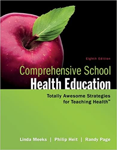 Comprehensive School Health Education (B&B Health): Linda Meeks ...