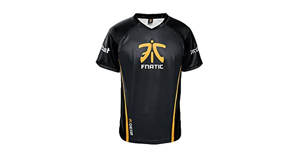 Amazon.com: Fnatic Player Jersey 2017: Clothing