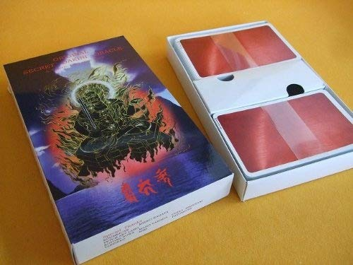 Koumeican ORIGINAL SECRET DAKINI ORACLE TAROT CARD JAPAN influence by BUDDHA & SAMURAI by Koumeican (Image #4)
