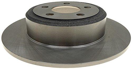 ACDelco 18A1690A Advantage Non-Coated Rear Disc Brake Rotor