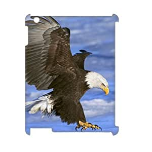 wugdiy Brand New Phone 3D Case for iPad2,3,4 with diy Eagle