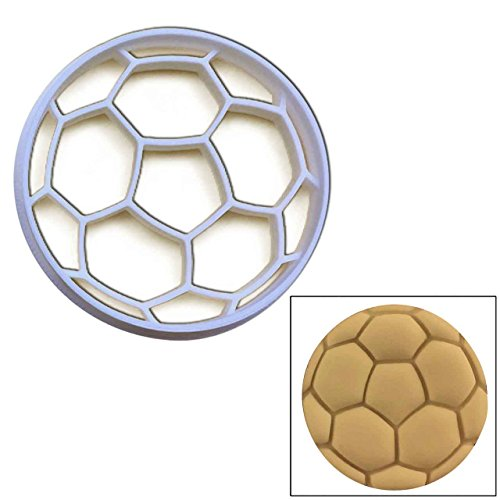 soccer cookie cutter - 4