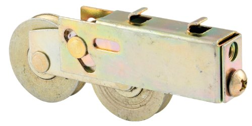 Prime-Line Products D 1736 Sliding Door Tandem Roller Assembly with 1-1/2-Inch Steel Ball Bearing