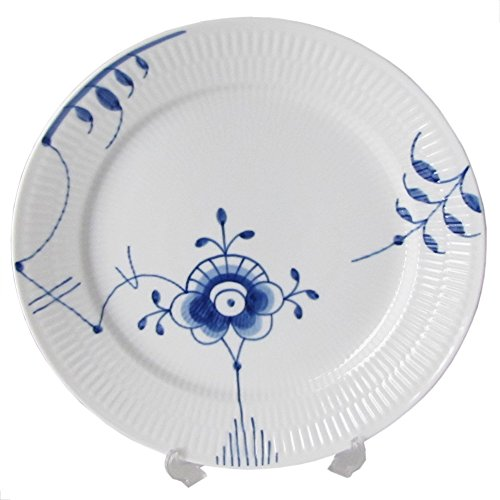 Blue Fluted Mega 10.75'' Dinner Plate by Royal Copenhagen