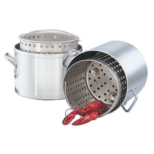 Boiler/Fryer With Basket, Aluminium, 20 Quart - 1 Per Case