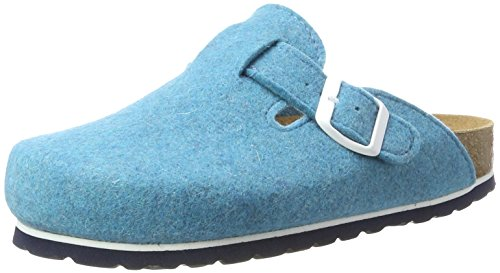 Beck Turquoise Türkis Mareike Sabots 08 Femme 6nqrR68w