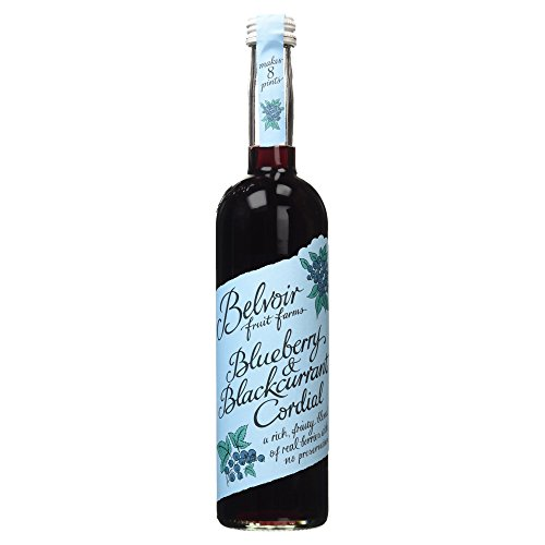Belvoir Blueberry & Blackcurrant Cordial 500ml