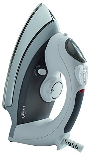 Premium PIV7167 Deluxe Steam Non-Stick Dry Iron