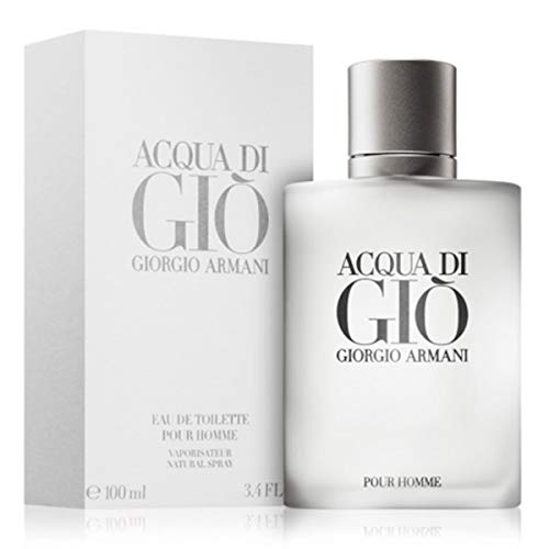 By Acqua Gio Di Armani For Men Giorgio - Acqua Di Gio By Giorgio Armani For Men. Eau De Toilette Spray 3.4 Ounces (3.4 oz tester)