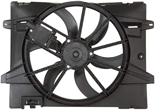 (Spectra Premium CF15006 Engine Cooling Fan Assembly )